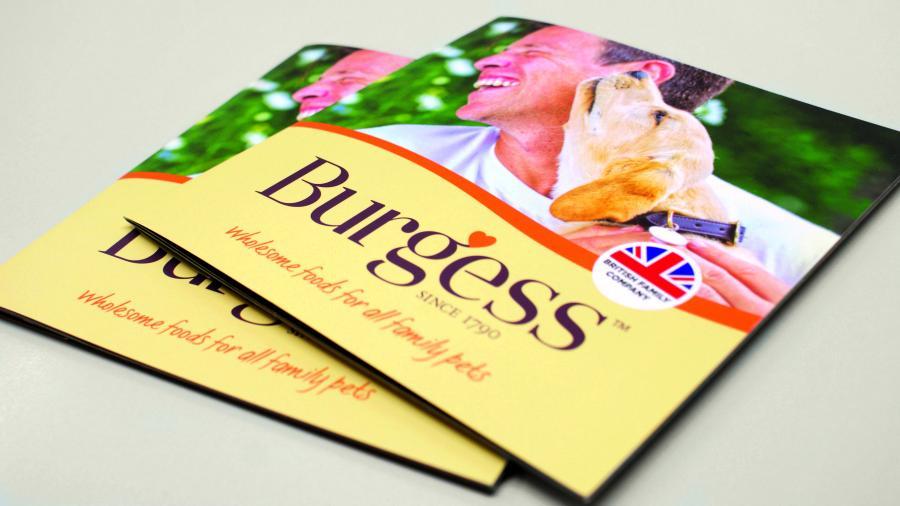 Burgess brochure