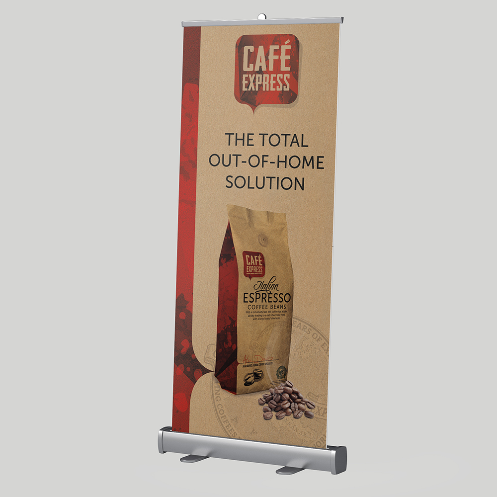 Website Gallery - Cafe Express - Pop up Banner - 1000x1000pxl